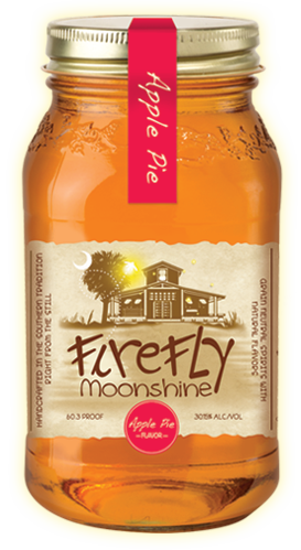 Review: Firefly Apple Pie Moonshine - Best Tasting Spirits ...