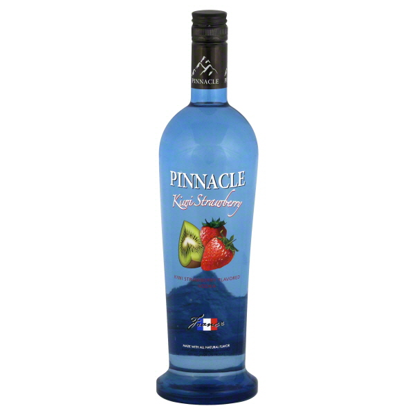 Review pinnacle kiwi strawberry vodka best tasting for Cocktail kiwi vodka