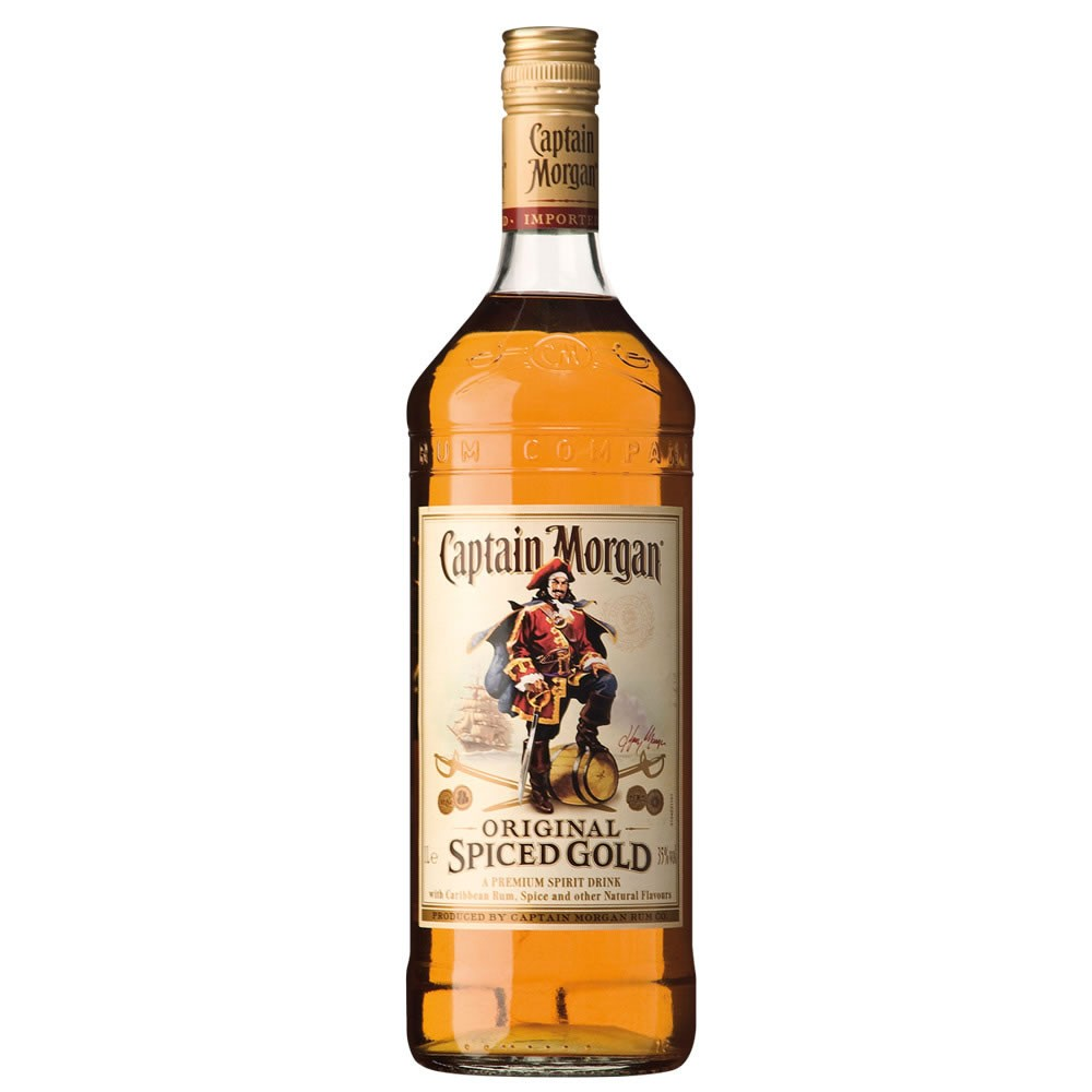 Review: Captain Morgan Original Spiced Rum
