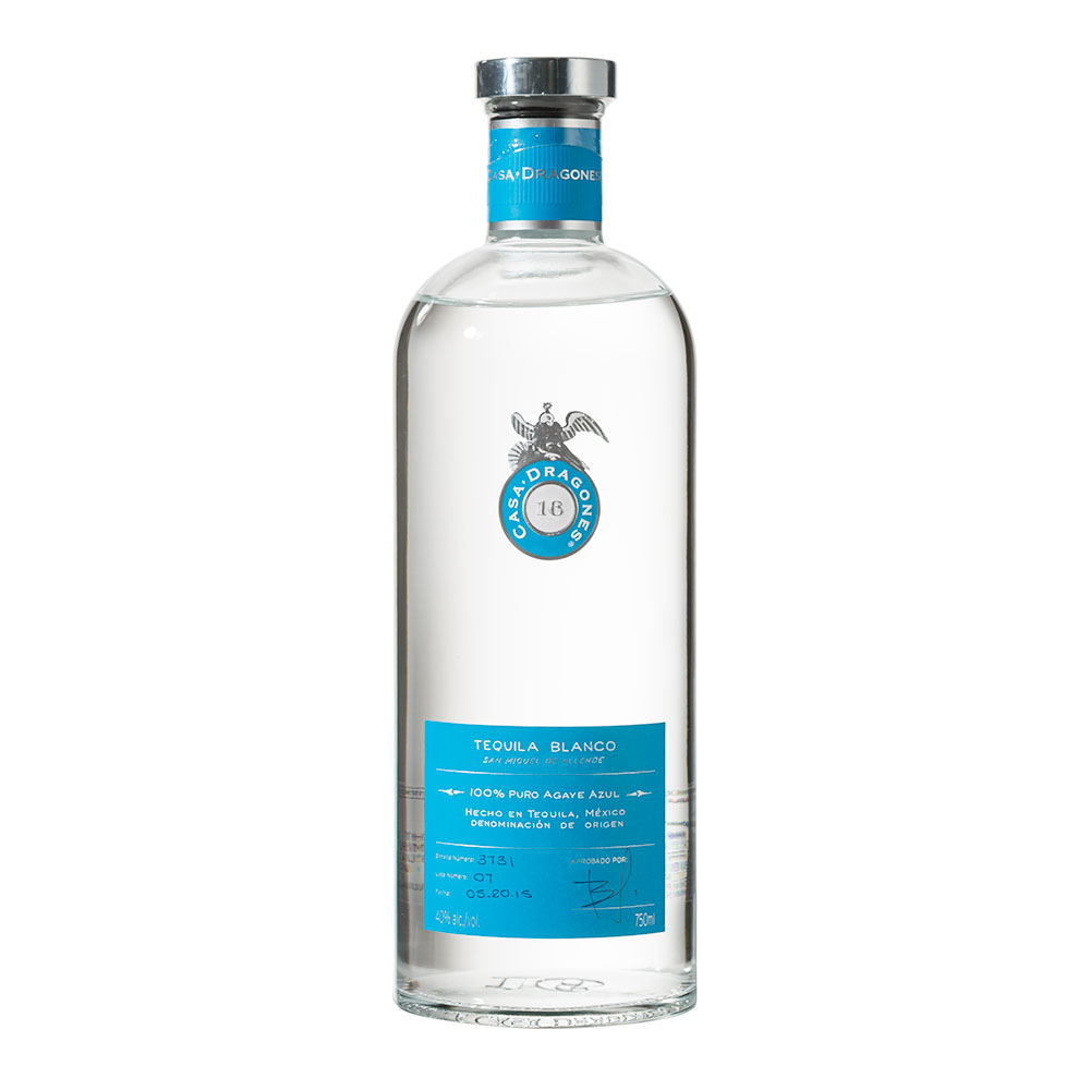 Review casa dragones blanco tequila best tasting for Which tequila is best